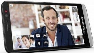 "Blackberry Z30 (STA-100) Event Review-2880mAh,5"" Super"