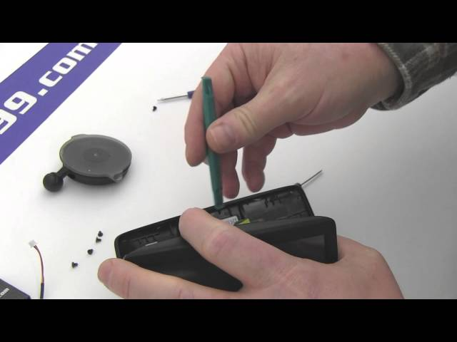 How to Replace Your TomTom Via 1400 Battery