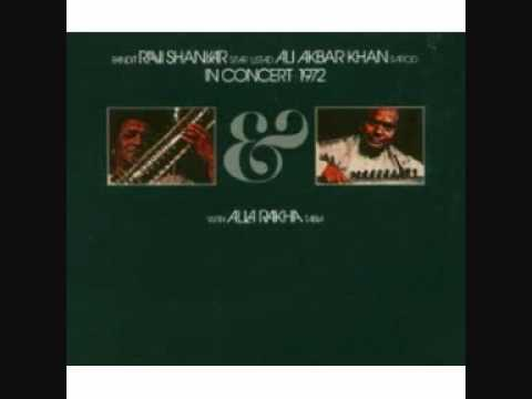 Ravi Shankar & Ali Akbar Khan (2) in Concert 1972