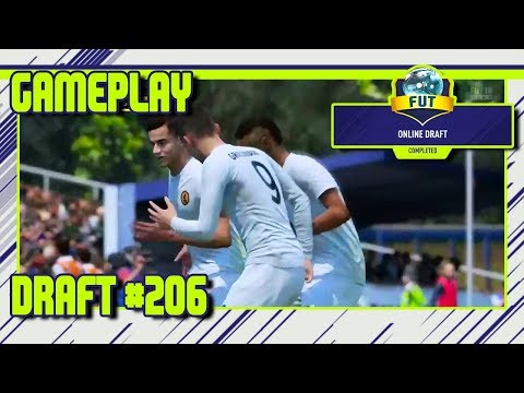 FIFA 18 - Draft #206 & Pack Opening