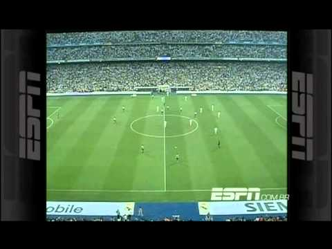 Real Madrid 3 x 1 Athletic Bilbao - Campeonato Espanhol 2002/2003