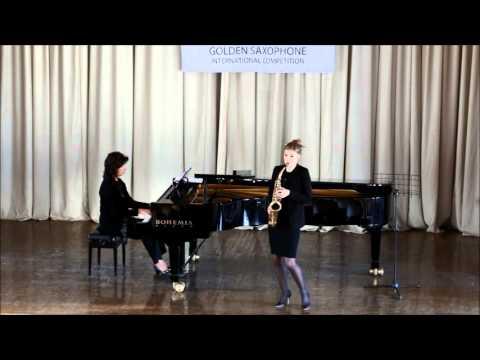 Valentine Michaud – Francois Borne , Fantaisie brillante sur des airs de Carmen