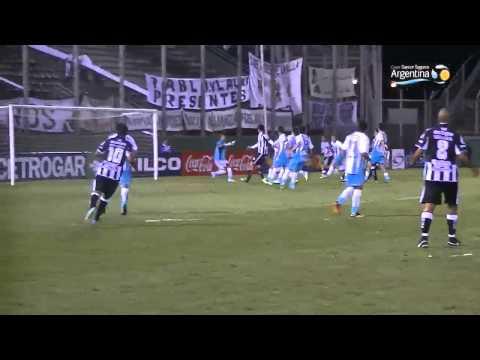 El clip de Gimnasia (J) - Estudiantes (BA)