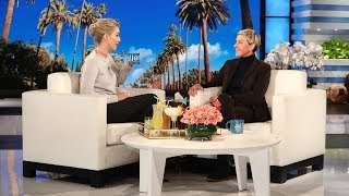 Jennifer Lawrence on Her 'Liberating' Nude Scene