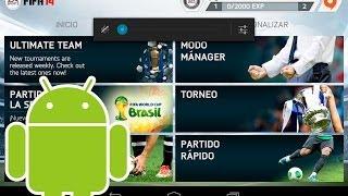 Como Descargar Fifa 14 Versión 1.3.6 Para Android Y