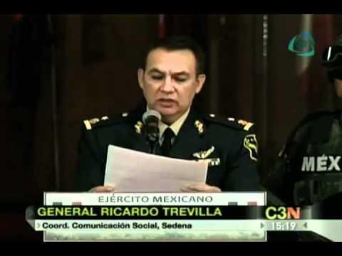 Detienen a Gregorio Villanueva Salas, integrante de los