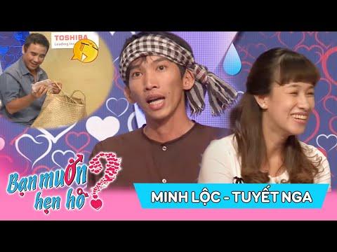 """Chết cười với chàng Hai lúa lên Sài Gòn kiếm """"ghệ""""   Minh Lộc - Tuyết Nga   BMHH 46"""