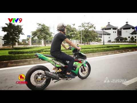 Xe và Phong cách: MC trải nghiệm Exciter 150 độ
