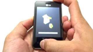 Hard Reset LG E400f / E405f Optimus L3| Como Formatar