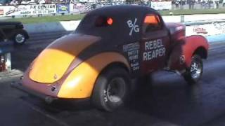 Don Moyer's Rebel Reaper Willys Gasser