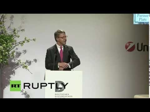 LIVE Steinmeier, Sikorski and Shuvalov open East Forum in Berlin