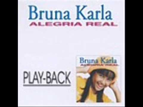 Bruna Karla - Deus Tremento - (Playback)