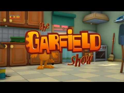 Garfield - Mačacia pasca