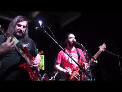Further, Sexx Laws*/Kinetic Bump w/ The Hornitz 4.12.2014 - Boone, NC