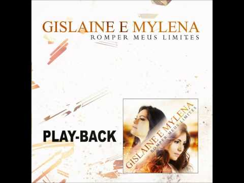 Gislaine e Mylena - Dependente - Playback