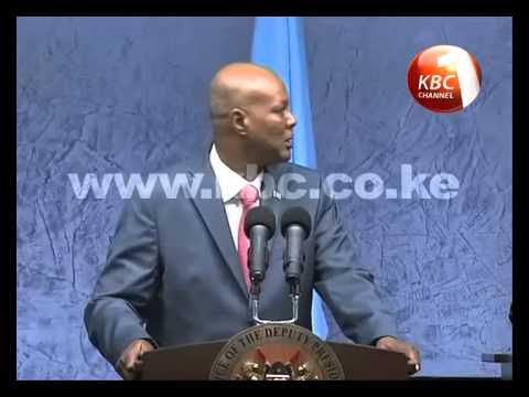 Kenya and Somalia vow to eliminate terrorism