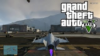Grand Theft Auto 5 - Officer Speirs - Jet Fail