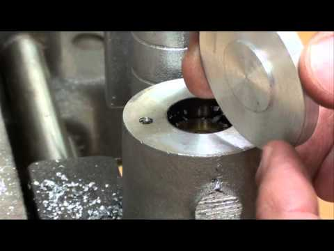 MACHINE SHOP TIPS #27 Transferring Holes Part 2 tubalcain