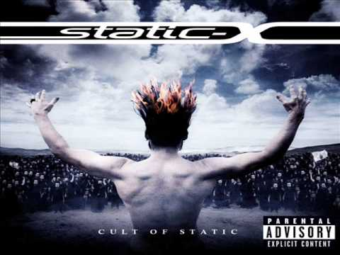 Static-x - Cult Of Static (2009) [Full Album]