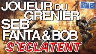 Planetside 2 Joueur Du Grenier, Seb, Fanta Et Bob S