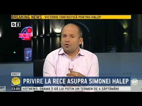 Banciu, despre Simona Halep