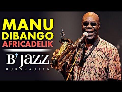 """Manu Dibango """"Africadelik"""" - Jazzwoche Burghausen 2018"""