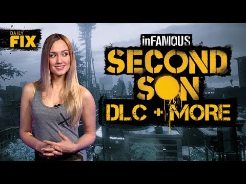 InFamous News & Last of Us Movie Revealed - IGN Daily Fix 03.07.14