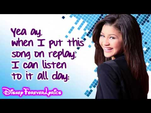 Zendaya - Replay (Lyrics Video)