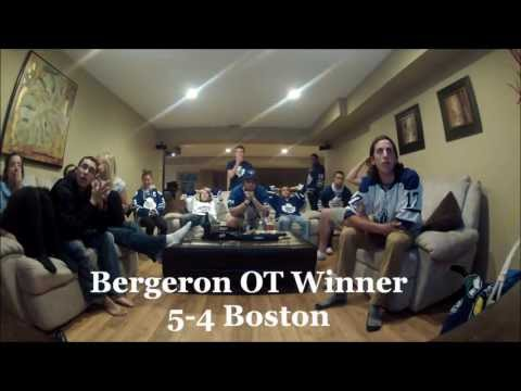 0 Leafs fans cant escape teams playoff collapse in viral video