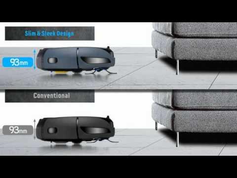 samsung vcr8980 navibot s robot stofzuiger reiniger. Black Bedroom Furniture Sets. Home Design Ideas
