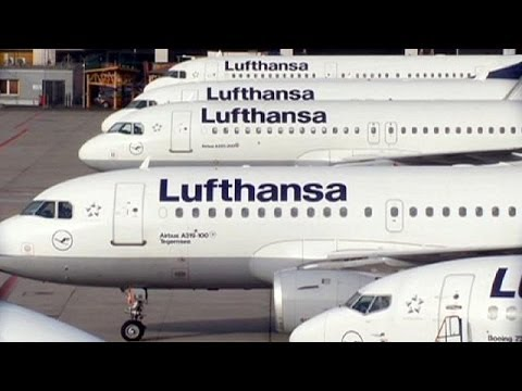 Neither side backs down on day two of Lufthansa pilots' strike