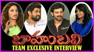 Baahubali Movie Special Interview