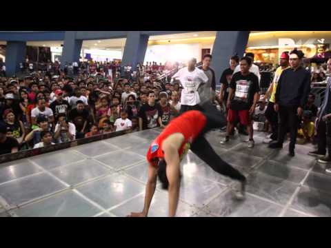 R16 Philippines 2014 | CREW final | SAS Crew vs Funk Roots