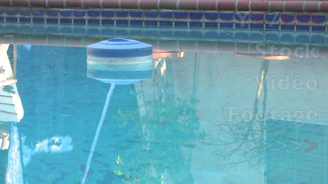Floating Chlorine Dispenser For Swimming Pool Chlorine