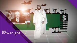 Who is the Saudi Prince Mohammed bin Salman? - BBC Newsnight