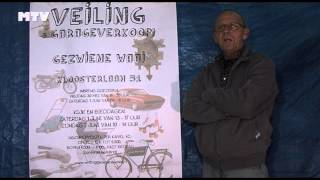 Oproep voor de veiling (619 veilingpromo)