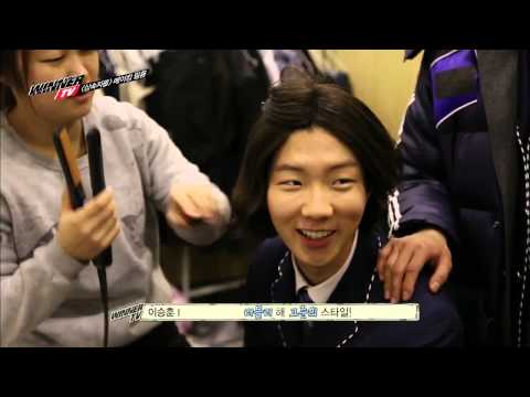 [HD][CUT] WinnerTV Ep. 8 - The Heirs Parody BTS