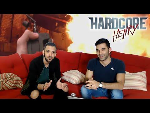 Hardcore Henry un film FPS ? Avant première avec Jhon Rachid