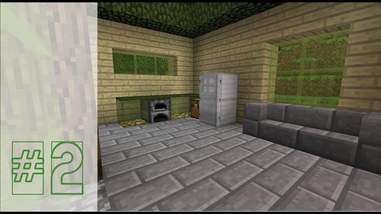 Ashen Plays Minecraft S2e2 Interior Design Youtube