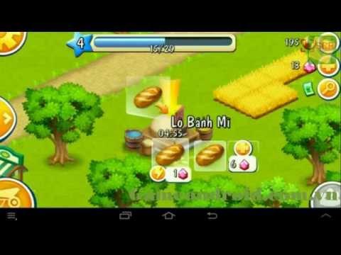 Farmery - Game Nông Trại Vui Nhộn