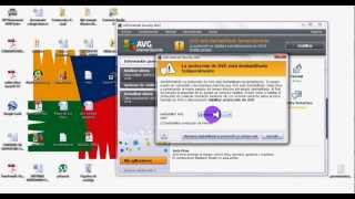 Como Desactivar AVG Internet Security 2012 Y Activar [HD