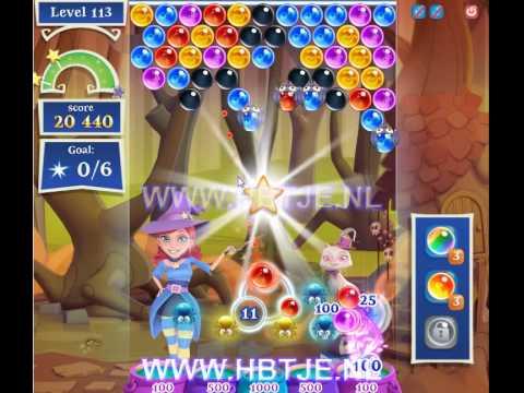 Bubble Witch Saga 2 level 113