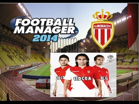 Football Manager 14 -  Monaco Series - Episode 1