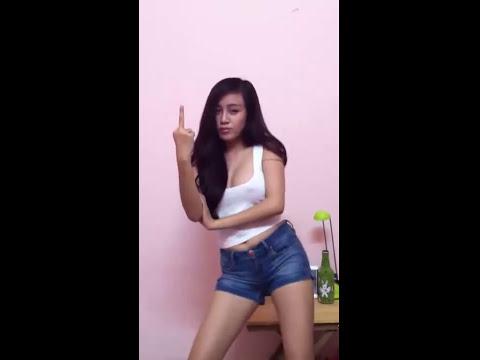 Jenny Phương Bà Tưng Không Mặc Áo Ngực Nhảy Cover Gentleman   YouTube