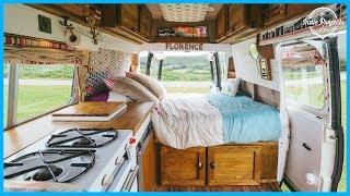 Amazing Budget Van Build Transformation in just 6 Weeks - Van Tour