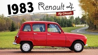My Classic S01E07 | `83 Renault 4