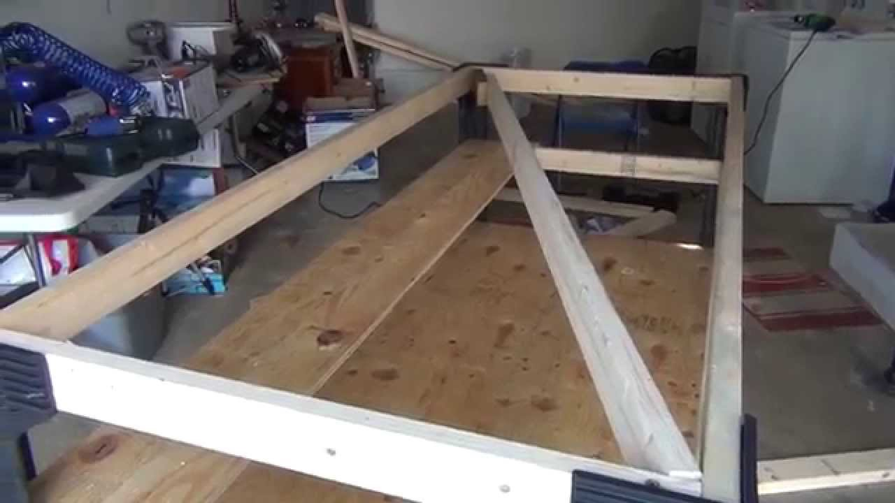 how to build a basic box with 2x4