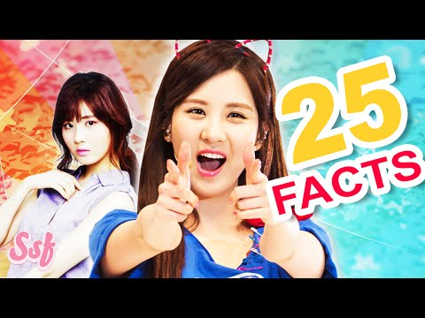 25 All About SEOHYUN Facts Video - Girls' Generation (SNSD) l @Soshified
