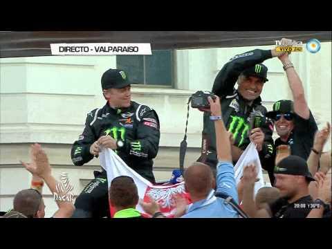 Rally Dakar 2014 - Resumen - 18-01-14 (2 de 5)