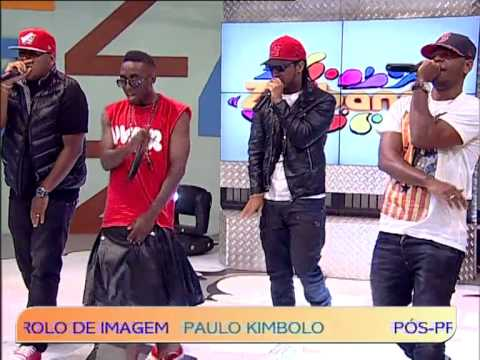 Zona 5 no Zimbando com | Estamos na Via | Zimbando | TV Zimbo |